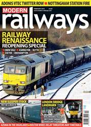 Modern Railways issue   February 2018