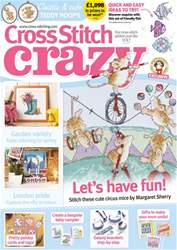 Cross Stitch Crazy issue Mar-18