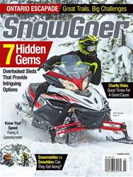 SnowGoer issue March