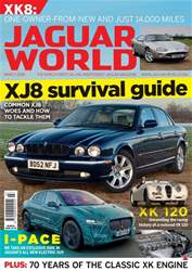 Jaguar World issue March 2018