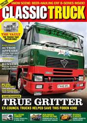 Classic Truck issue March 2018