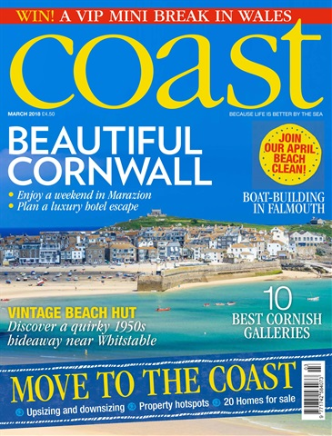 Coast issue March 2018