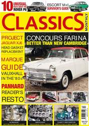 Classics Monthly issue March 2018