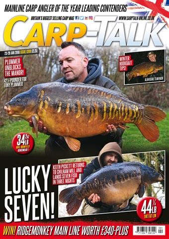 Carp-Talk issue 1209