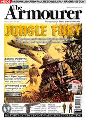 The Armourer issue March 2018 – CHINDIT SPECIAL FORCES