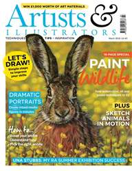 Artists & Illustrators issue March 2018