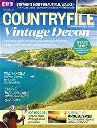 Countryfile Magazine issue February 2018