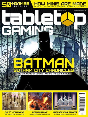 Tabletop Gaming issue February 2018 (#15)
