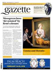 Antiques Trade Gazette issue 2326