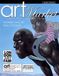 Art Market Magazine issue Issue #38 January 2018