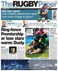 The Rugby Paper issue 21st January 2018