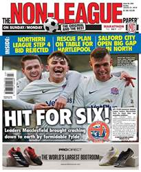 The Non-League Football Paper issue 21st January 2018