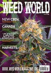 Weed World issue WW 133