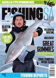 Fishing SA Feb/Mar 2018 issue Fishing SA Feb/Mar 2018