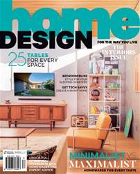 Home Design issue Issue#20.6 2017 YB