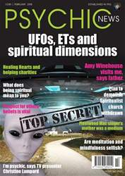 Psychic News issue February 2018