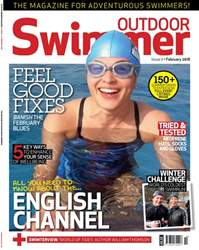 Outdoor Swimmer issue February 2018