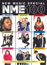 NME issue 19th January 2018