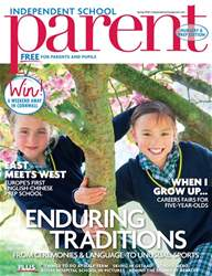 Independent School Parent issue Junior Spring 2018