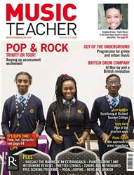 Music Teacher issue February 2018