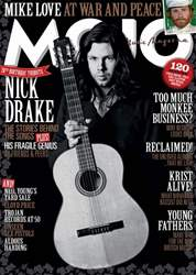 Mojo issue March 2018