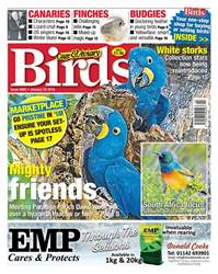 Cage & Aviary Birds issue 24 January 2018