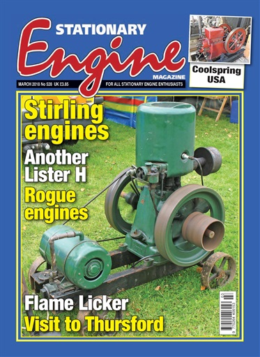 Stationary Engine Digital Issue