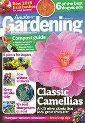 Amateur Gardening issue 27th January 2018