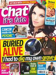 Chat Its Fate issue March 2018