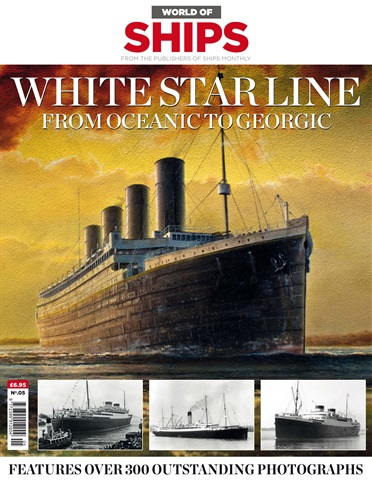 World of Ships issue Issue 5