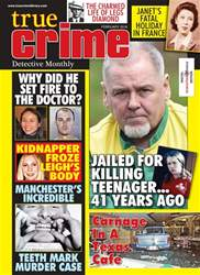 True Crime issue Feb-18