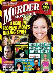 Murder Most Foul issue Issue 107