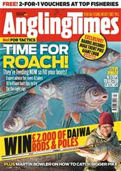 Angling Times issue 23rd January 2018