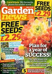 Garden News issue 27th January 2018