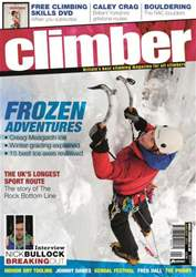 Climber Jan12 issue Climber Jan12