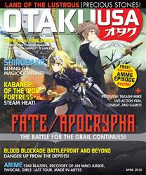 Otaku issue April 2018
