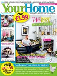 Your Home Magazine issue March 2018