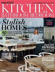 Essential Kitchen Bathroom Bedroom issue Mar-18