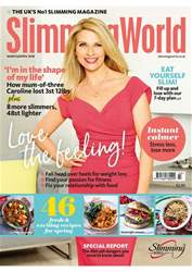 Slimming World Magazine Cover