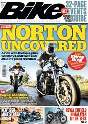Bike issue March 2018