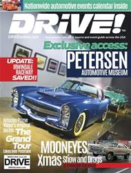 Drive issue March 2018