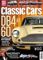 Classic Cars issue March 2018