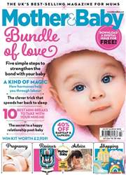 Mother & Baby issue March 2018