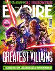 Empire issue March 2018