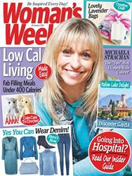 Womans Weekly issue 30th January 2018