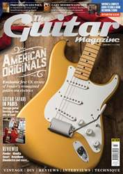 The Guitar Magazine issue Mar-18