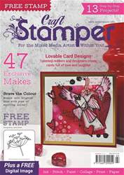 Craft Stamper issue Mar-18