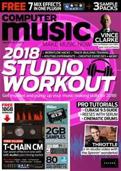 Computer Music issue March 2018