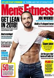 Men's Fitness issue March 2018