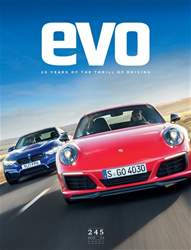 Evo issue March 2018